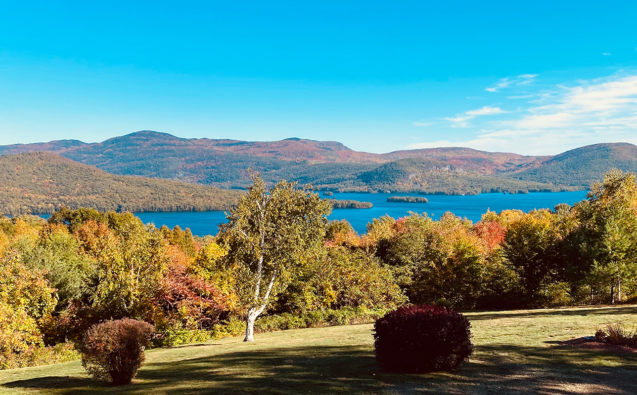 Fall Into the Adirondacks While Vacationing at One of Lake George's Premier Vacation Properties